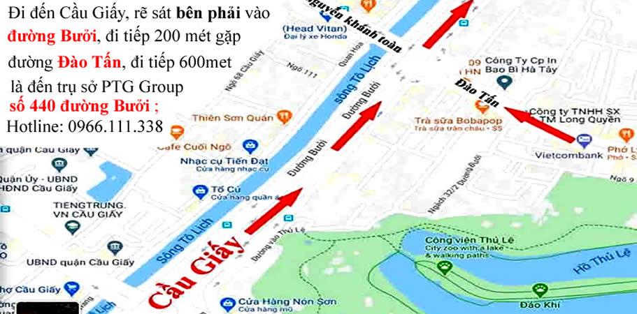 bản đồ pong thủy gia