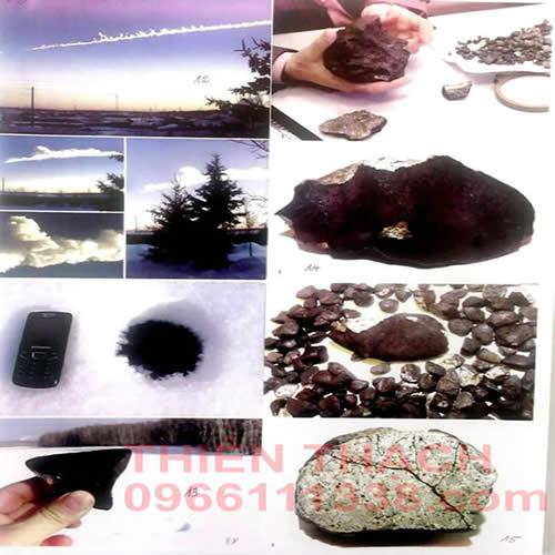 đá thiên thạch